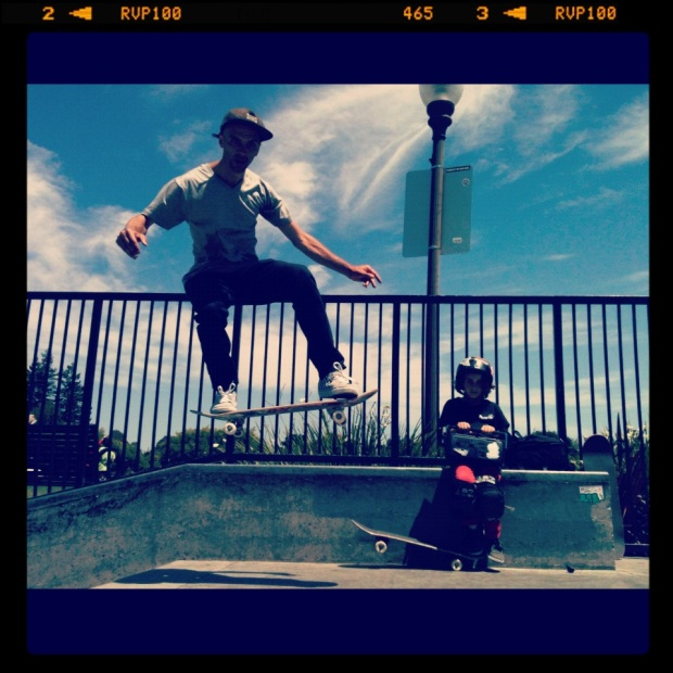 Menlo skatepark sfskateclub
